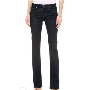 J BRAND 818 Ink Mid- Rise Bootcut Jeans